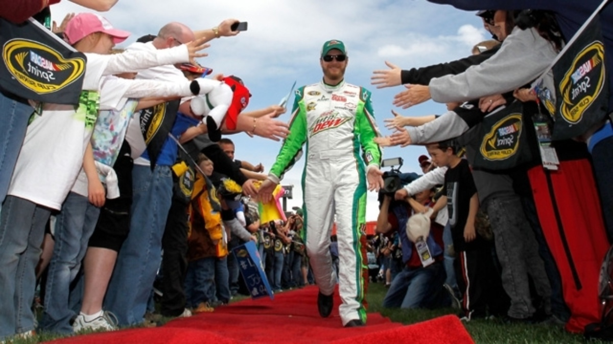 2012 season highlights: Dale Earnhardt Jr. and the No. 88 team