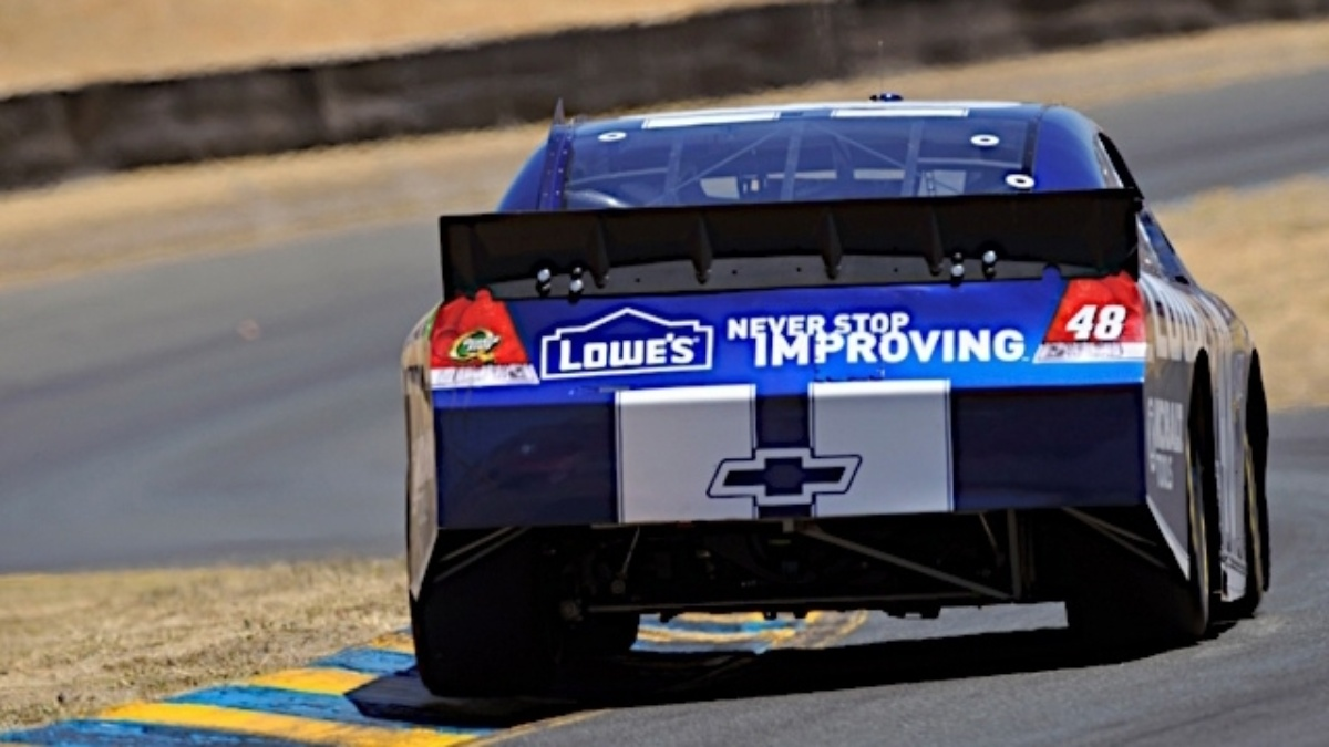 2012 season highlights: Jimmie Johnson and the No. 48 team