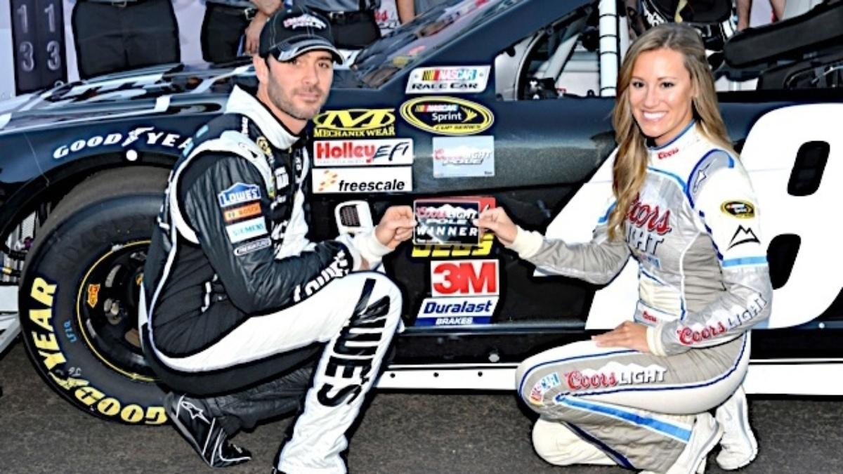 2014 NASCAR Sprint Cup qualifying 101