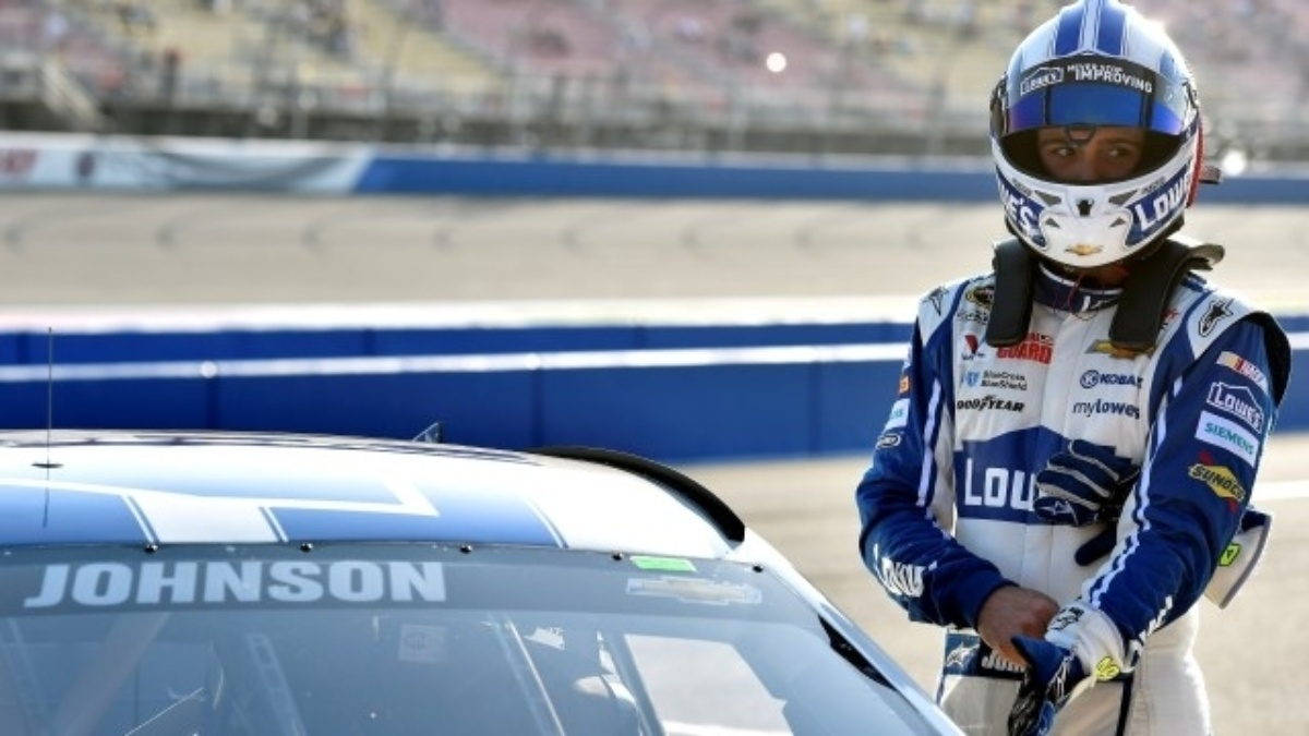 2014 Season in Review: Jimmie Johnson