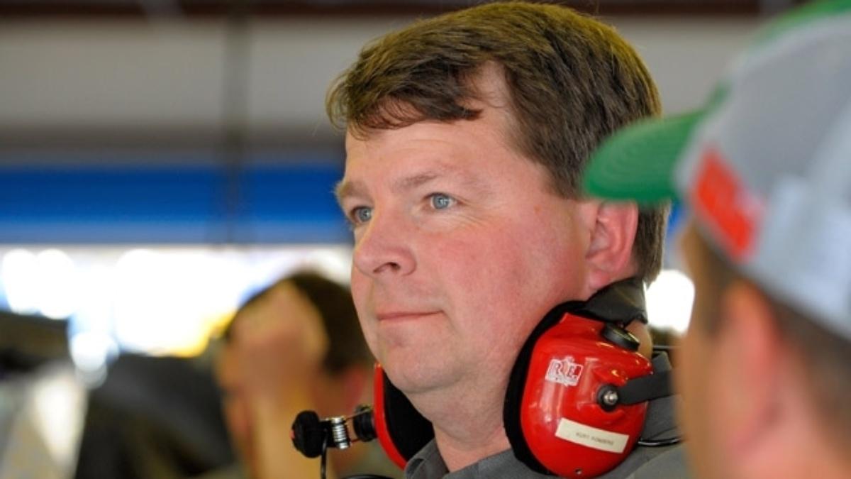 A Day in the Life: Kurt Romberg, chief aerodynamicist