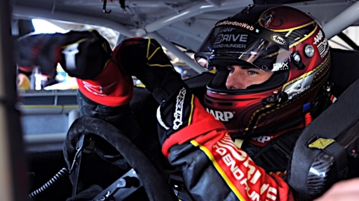 AARP Foundation invites NASCAR fans to 'ride with Jeff Gordon'