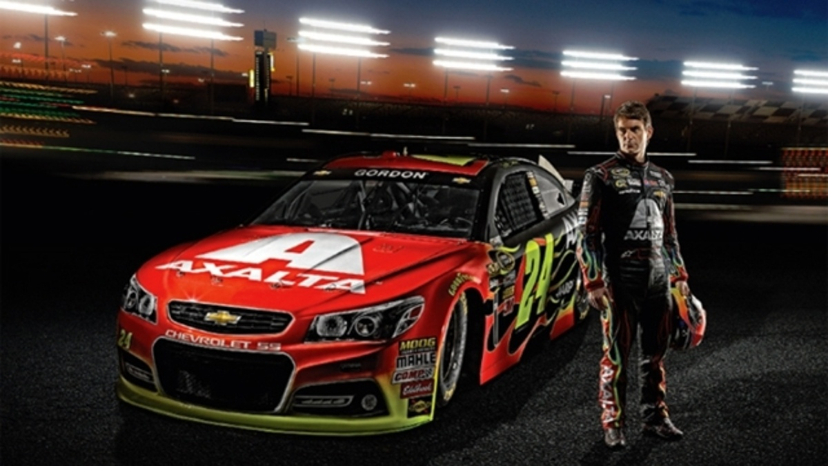 Axalta Coating Systems extends sponsorship of Hendrick Motorsports, No. 24 team through 2016