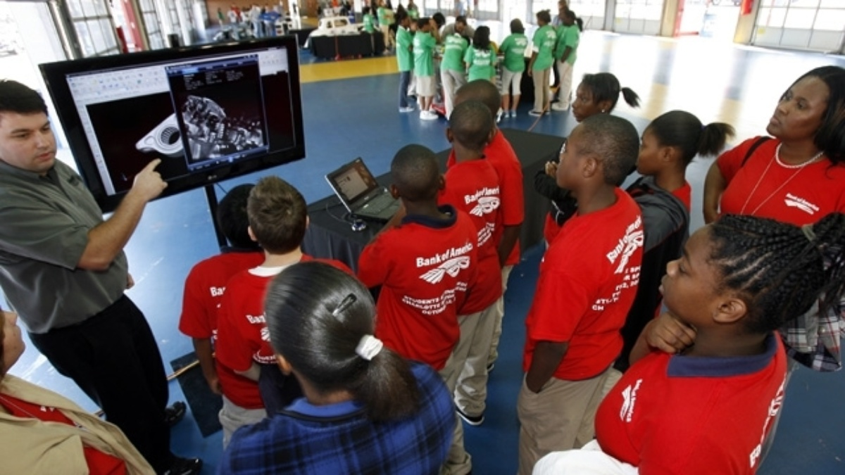 Bank of America drives Charlotte-area educational programs with October race