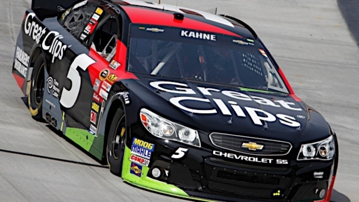 Bristol recap: Kahne wins, Earnhardt finishes sixth