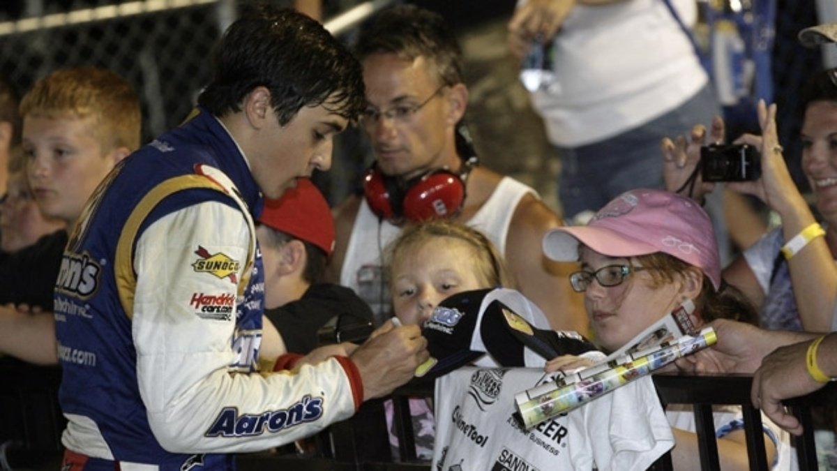 Chase Elliott repeats as Most Popular Driver in K&N East