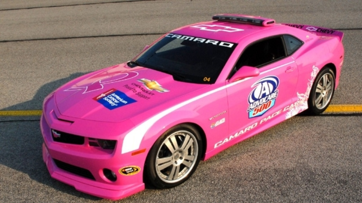 Chevrolet making strides against breast cancer at Atlanta, Richmond tracks