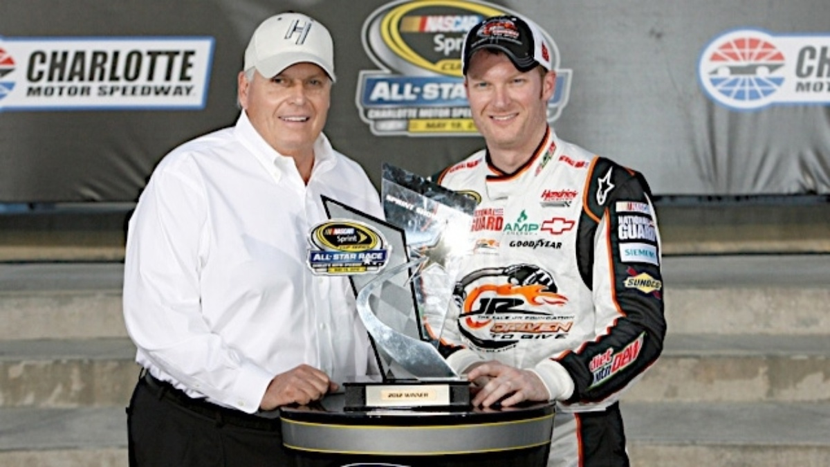 Dale Earnhardt Jr. and Rick Hendrick partner to open two Tallahassee auto dealerships