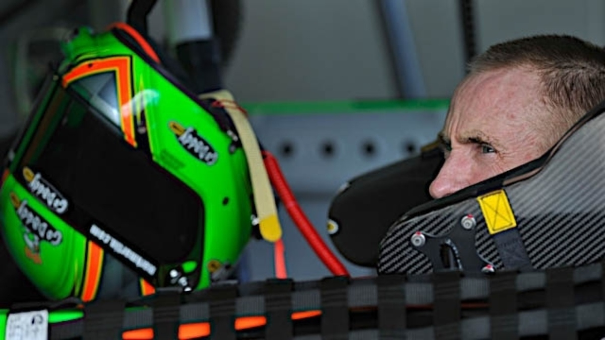 Darlington Raceway is Martin's top opponent this weekend
