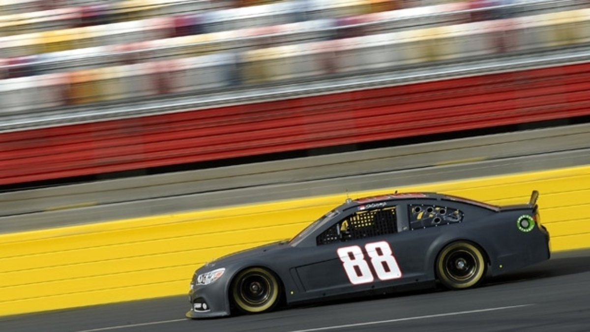 Daytona rules package set for 2013 race cars