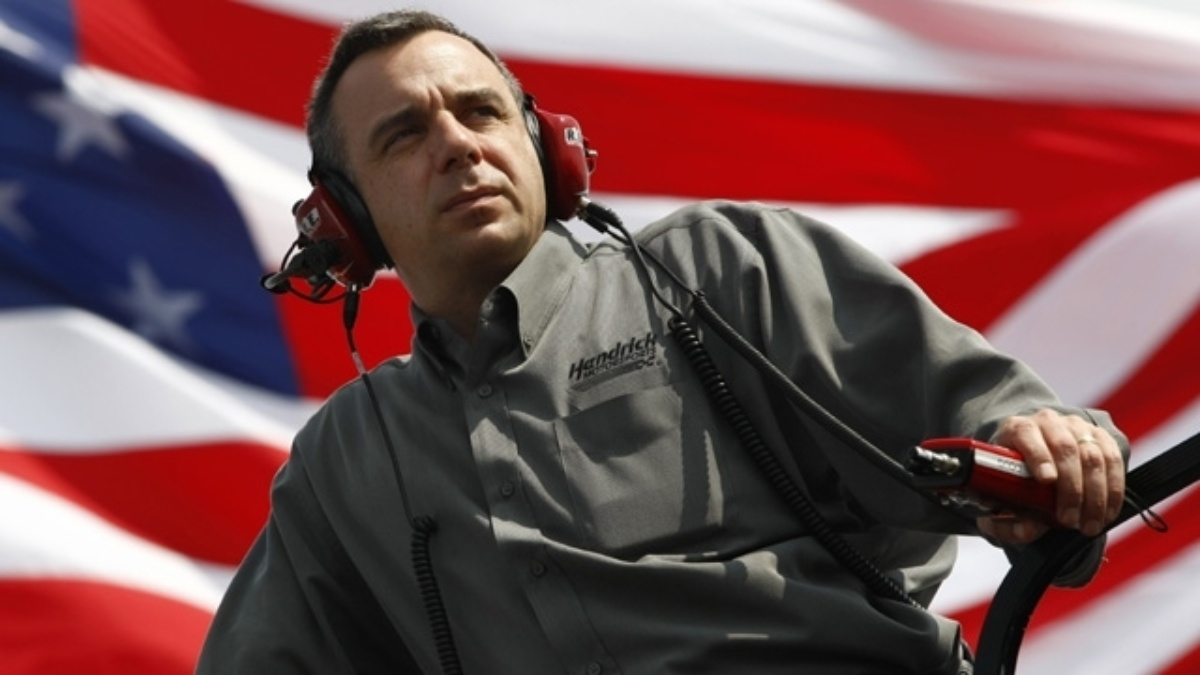 Doug Duchardt named general manager of Hendrick Motorsports