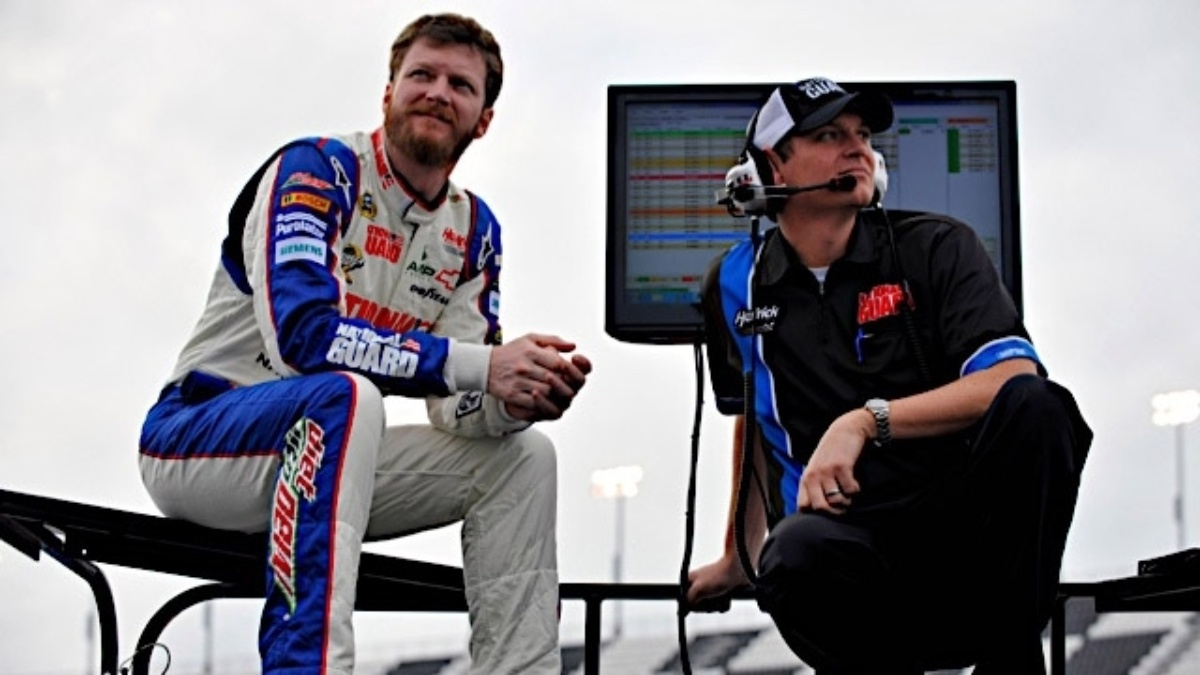 Earnhardt draws eighth for Shootout, teammates in top 19