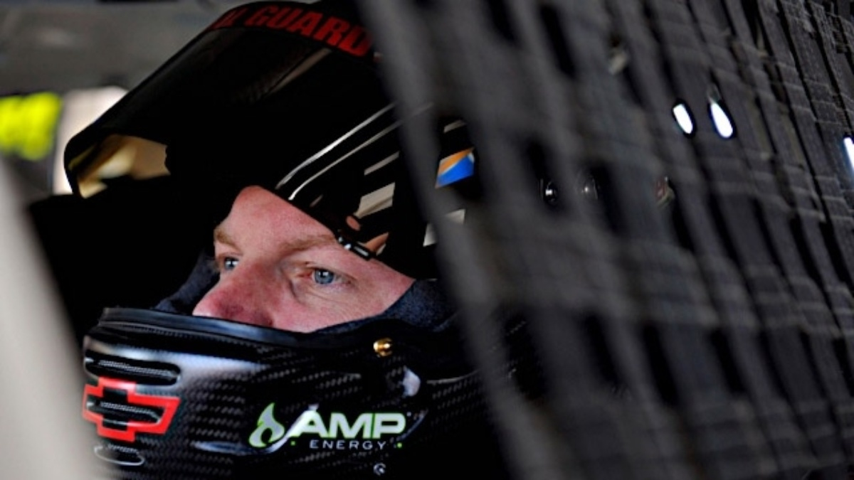 Earnhardt to participate in Kansas tire test