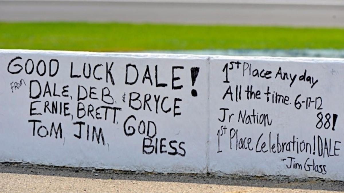 Fan favorite moments from Hendrick Motorsports' 2012 season