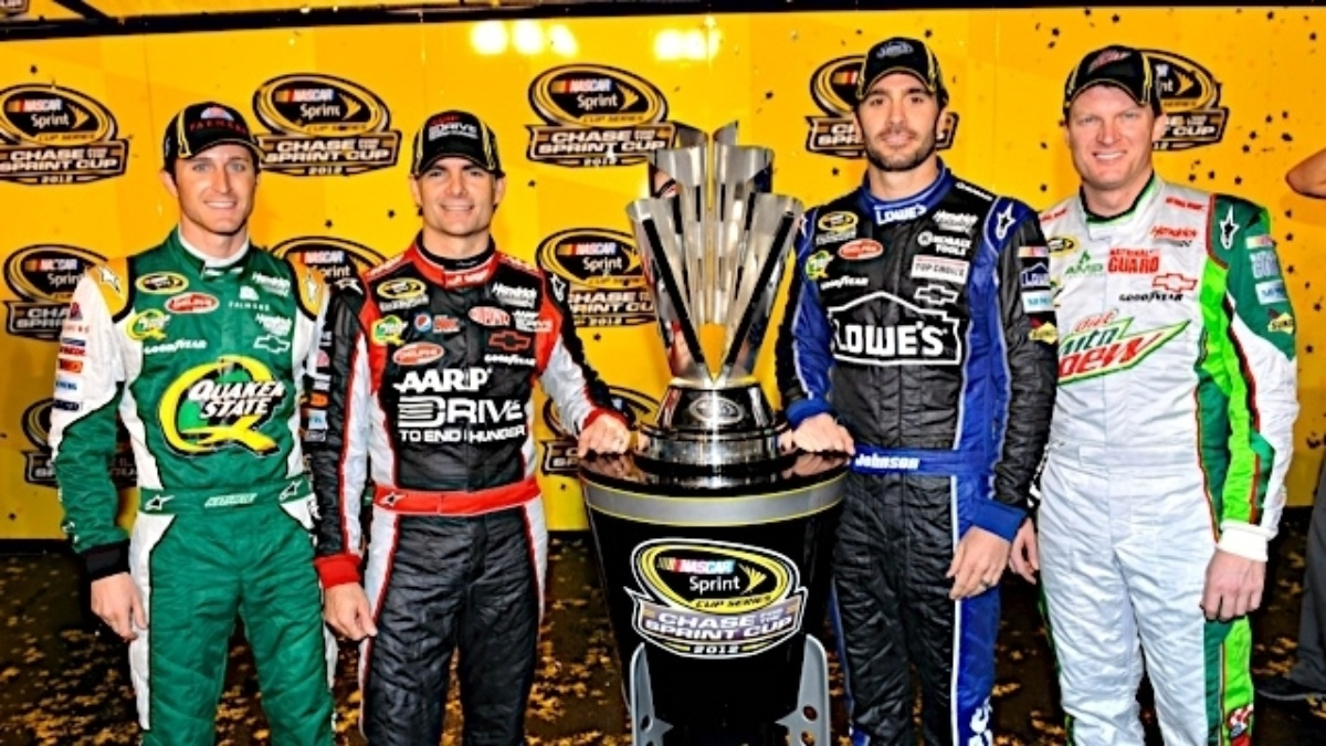 Fans can be part of NASCAR Champion's Week in Las Vegas