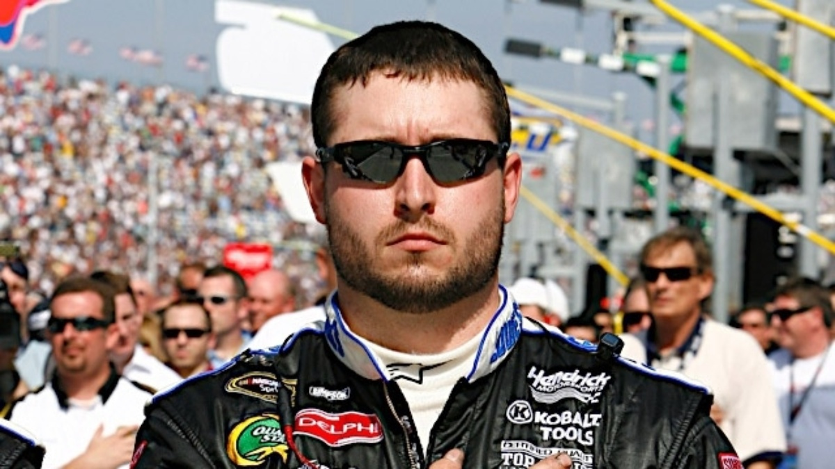 Getting to know Brandon Harder, gas man for the No. 48 Chevrolet