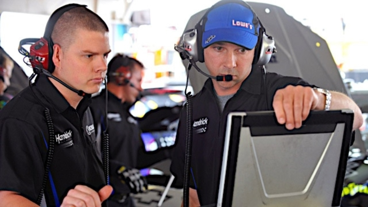Getting to know Cody Plemmons, engineer for the No. 48 team