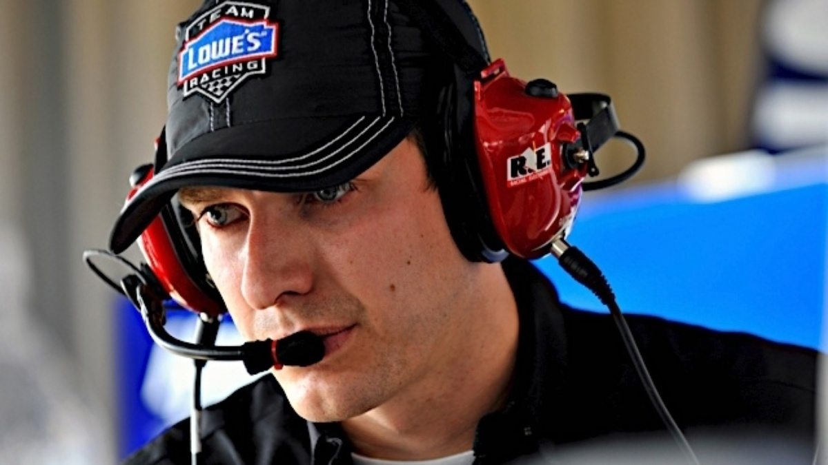 Getting to know Greg Ives, race engineer on the No. 48 team