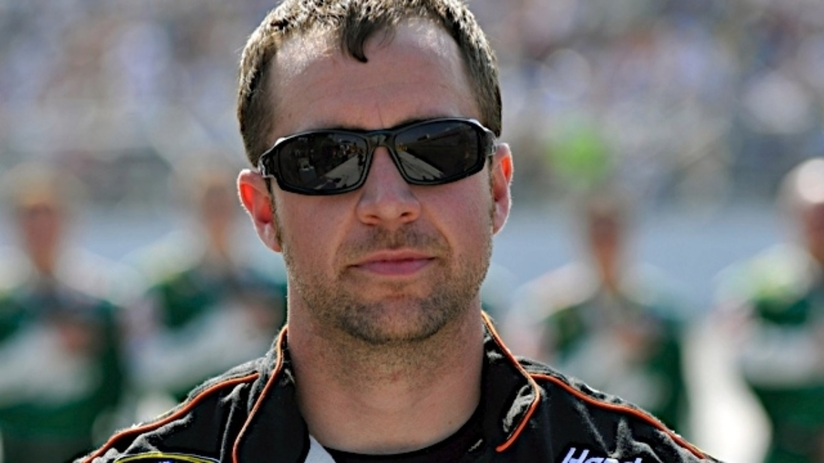 Getting to know Kip Wolfmeier, rear-tire changer for the No. 5 Chevrolet
