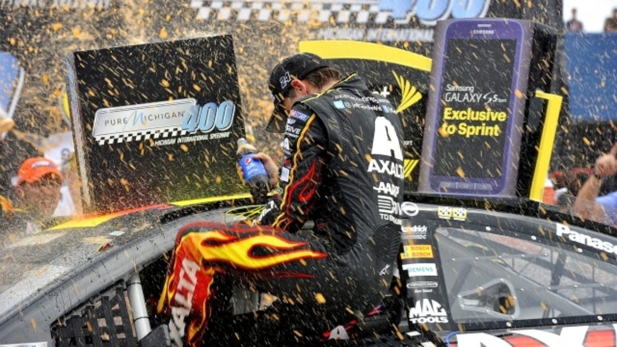 Gordon: Chase mentality, teamwork led to win