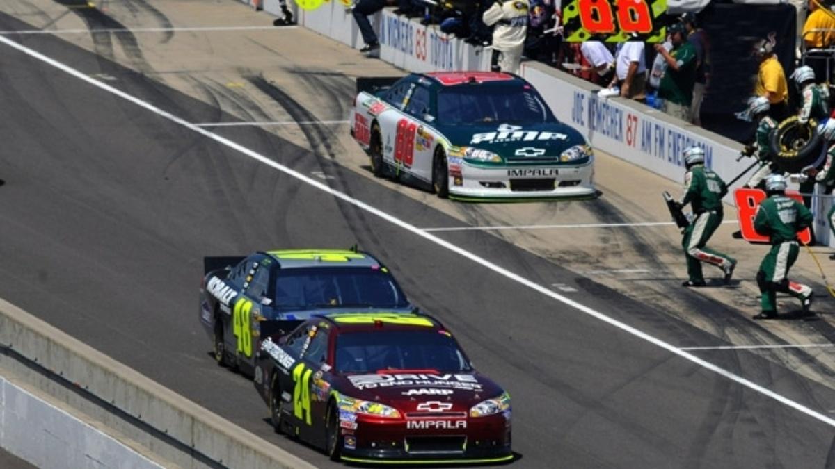 Gordon, Earnhardt earn Brickyard contingency awards