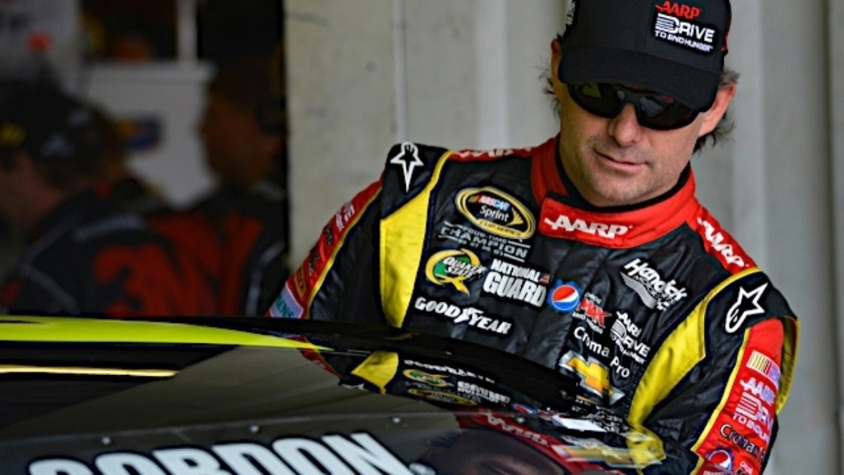 Jeff Gordon fired up for 2014 run