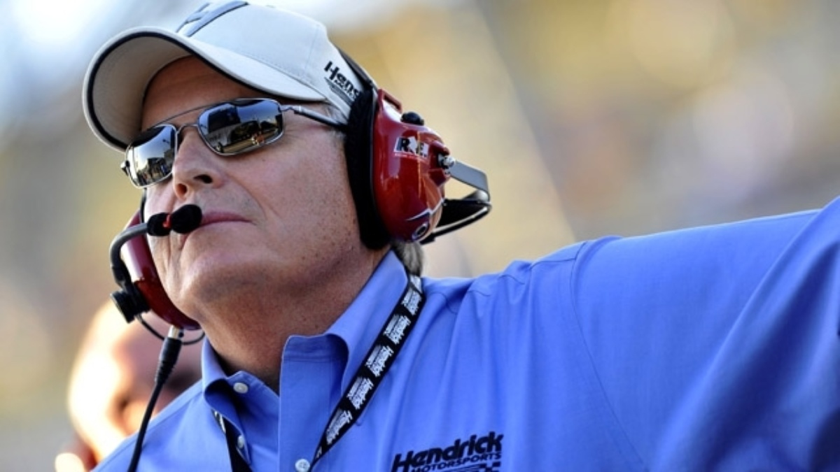 Hendrick Motorsports' 2012 season by the numbers