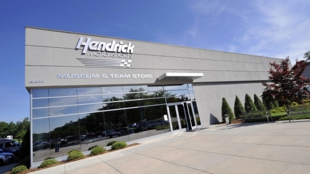 Hendrick Motorsports Museum & Team Store hours for December