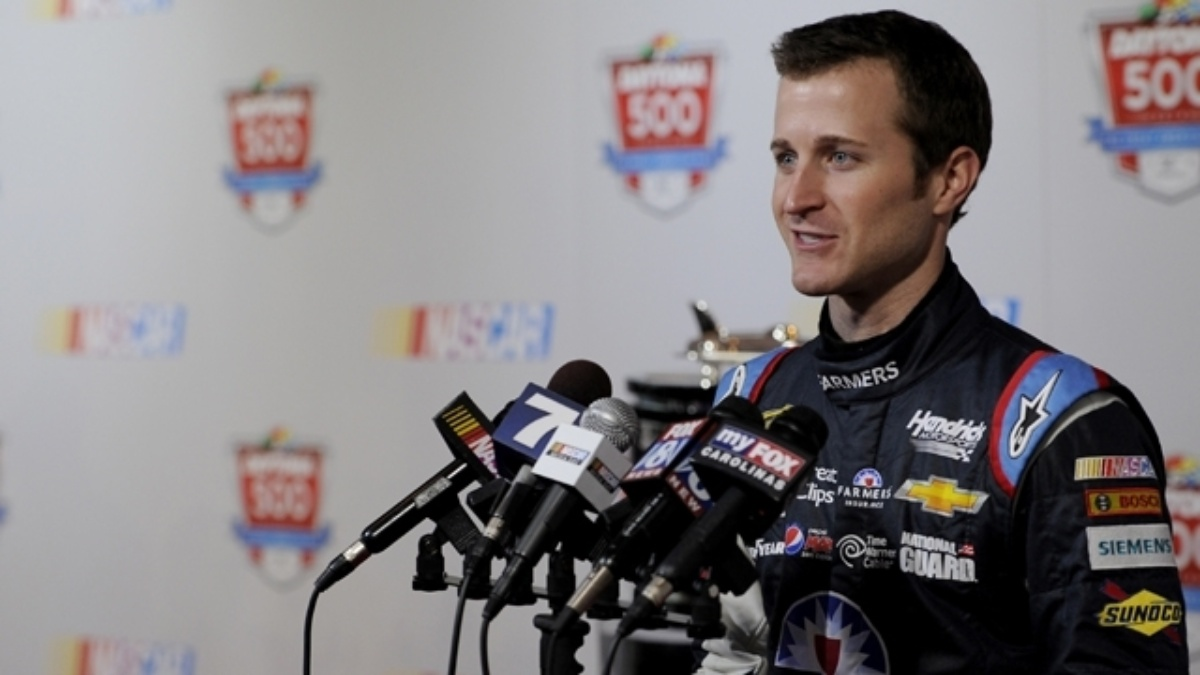 Hendrick Motorsports at 2014 NASCAR Media Day