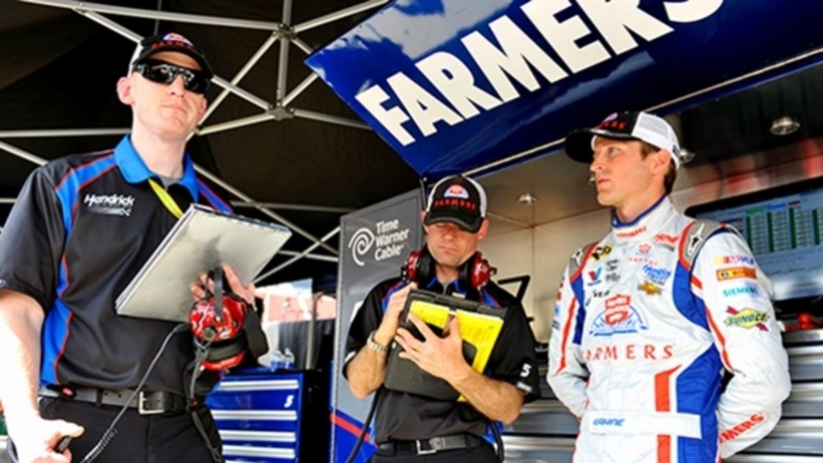Hendrick Motorsports realigns No. 5 team personnel