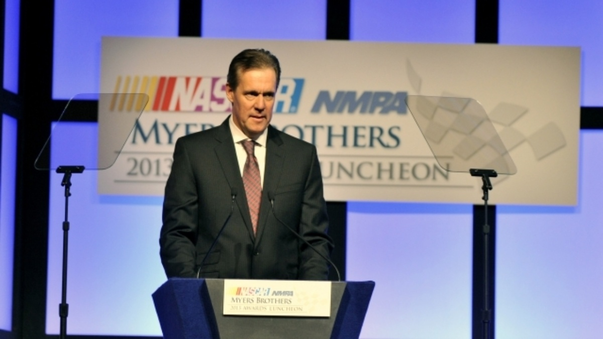 Hendrick Motorsports receives several awards at Myers Brothers Luncheon