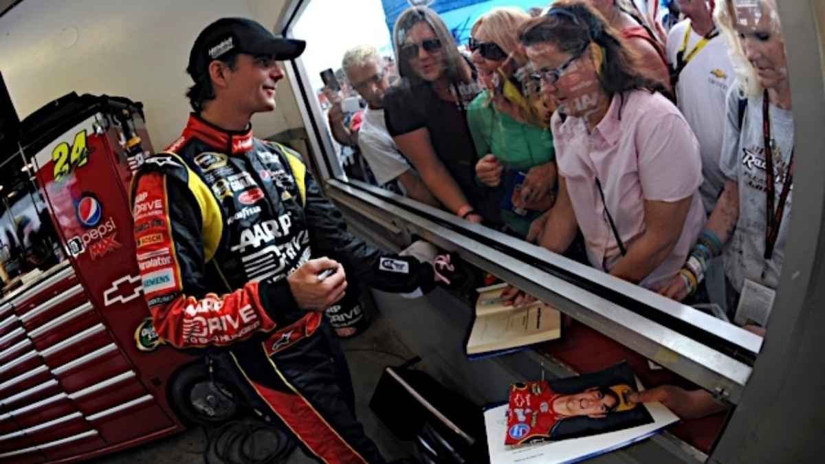 Hendrick Motorsports teammates in lineup for NASCAR Preview 2013