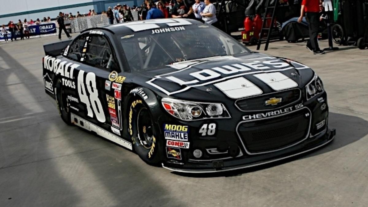 Hendrick Motorsports teammates qualify inside top 15 at Las Vegas