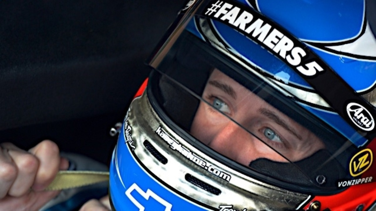 Hendrick Motorsports trio finishes in top five at Phoenix