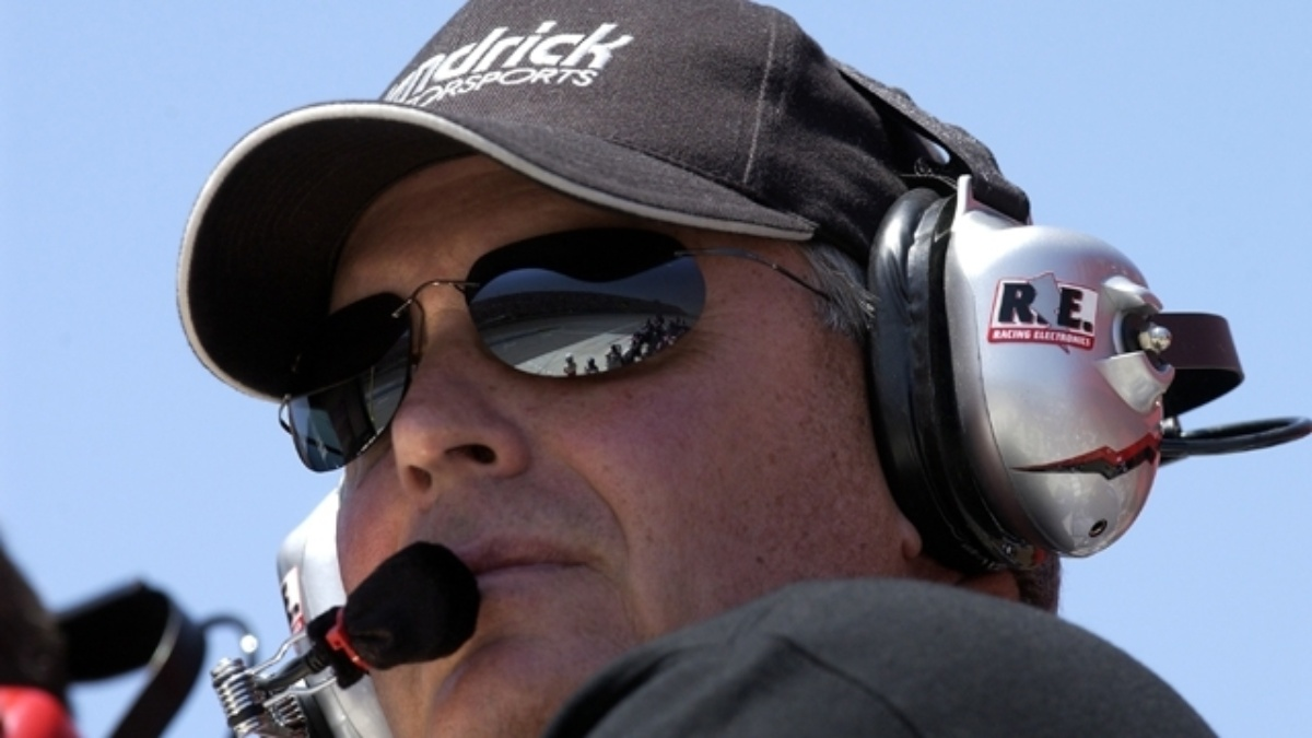 Hendrick nominated for NASCAR Hall of Fame's 2012 class