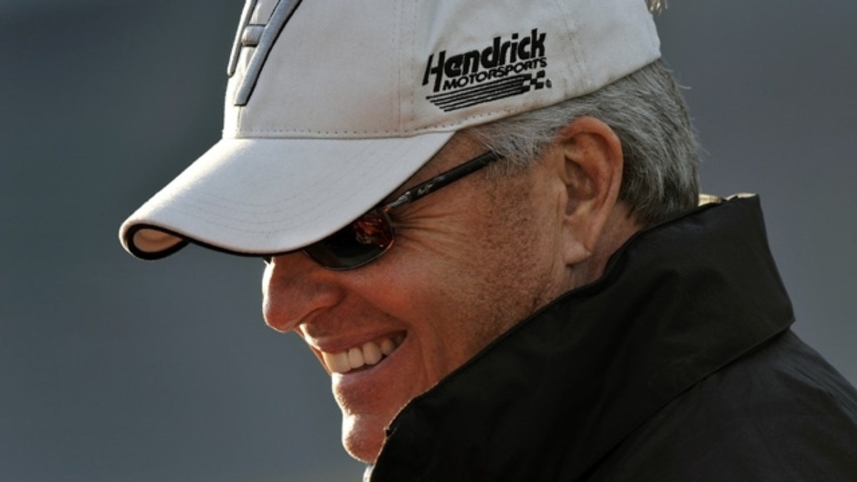 Hendrick nominated for NASCAR Hall of Fame's 2013 class