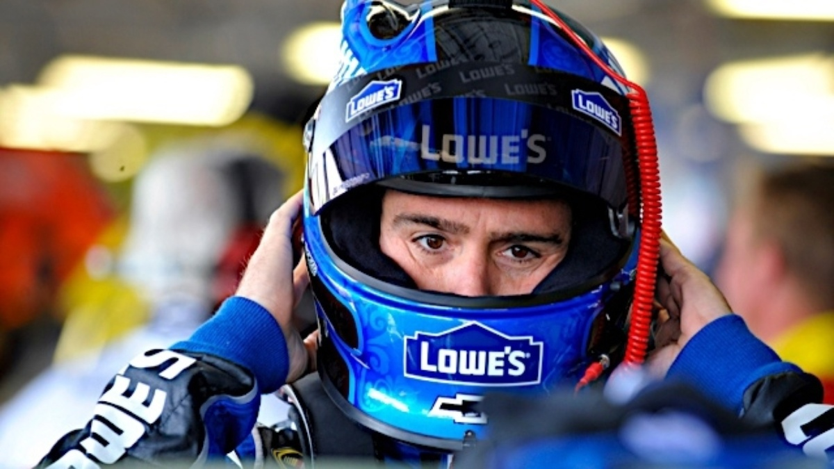 Hendrick trio finishes in top eight at Kansas