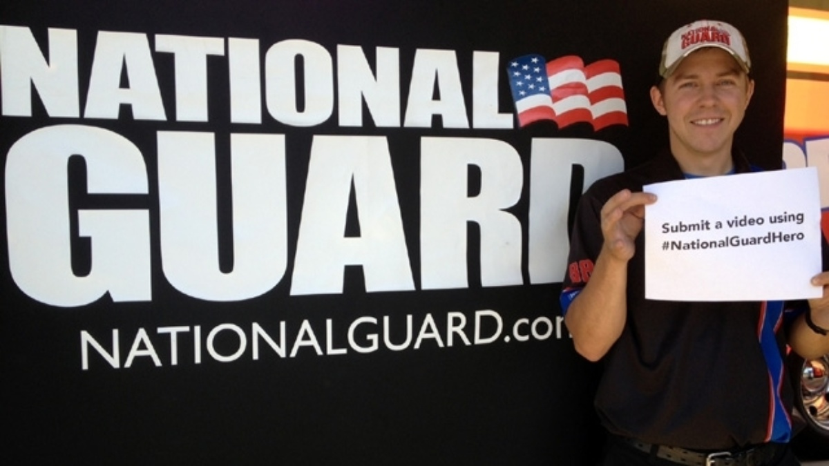 Honor your National Guard hero