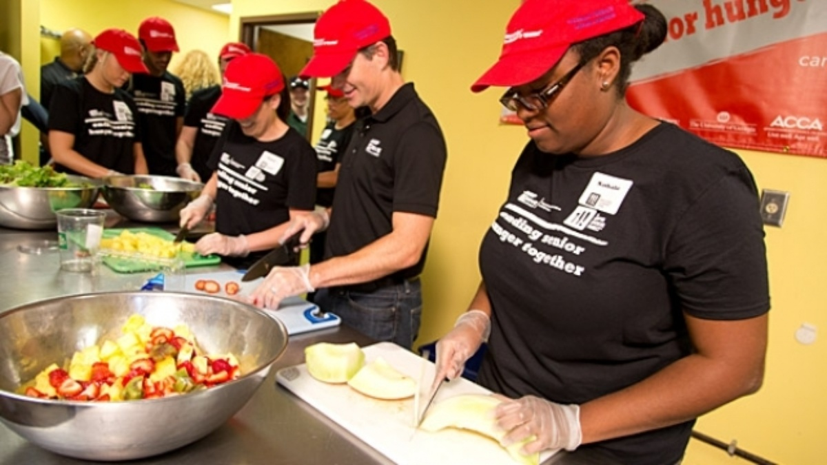 Gordon, AARP help UGA prepare and deliver meals