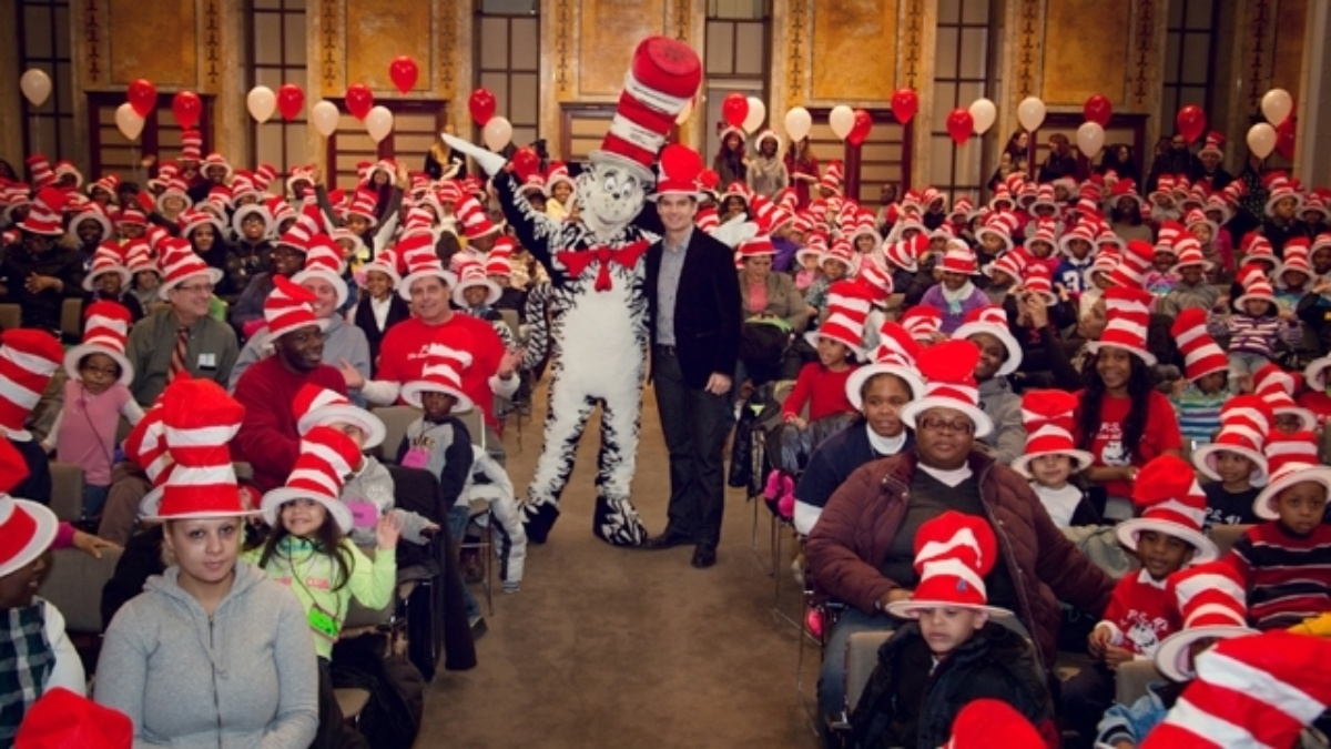 Jeff Gordon Children's Foundation partners with Dr. Seuss-inspired 'Hats Off to Hope!'
