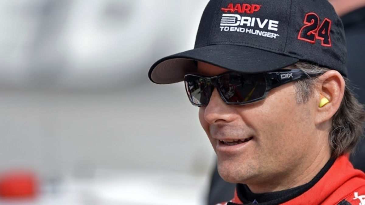 Jeff Gordon Foundation, Talladega partner for special ticket promotion