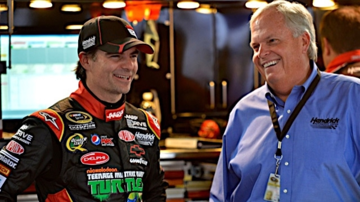 Jeff Gordon, Rick Hendrick to sit down for Q&A with NASCAR fans for SiriusXM's 'Town Hall' series