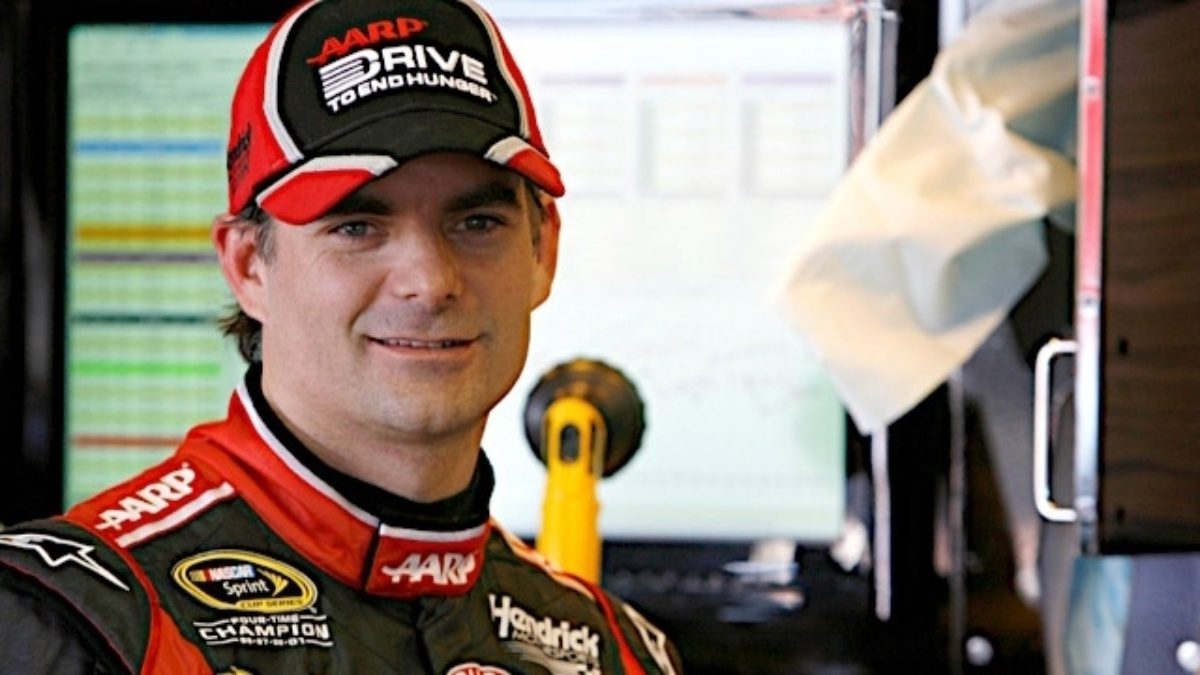 Jeff Gordon excited to be on hand for opening of first cancer center in Rwanda