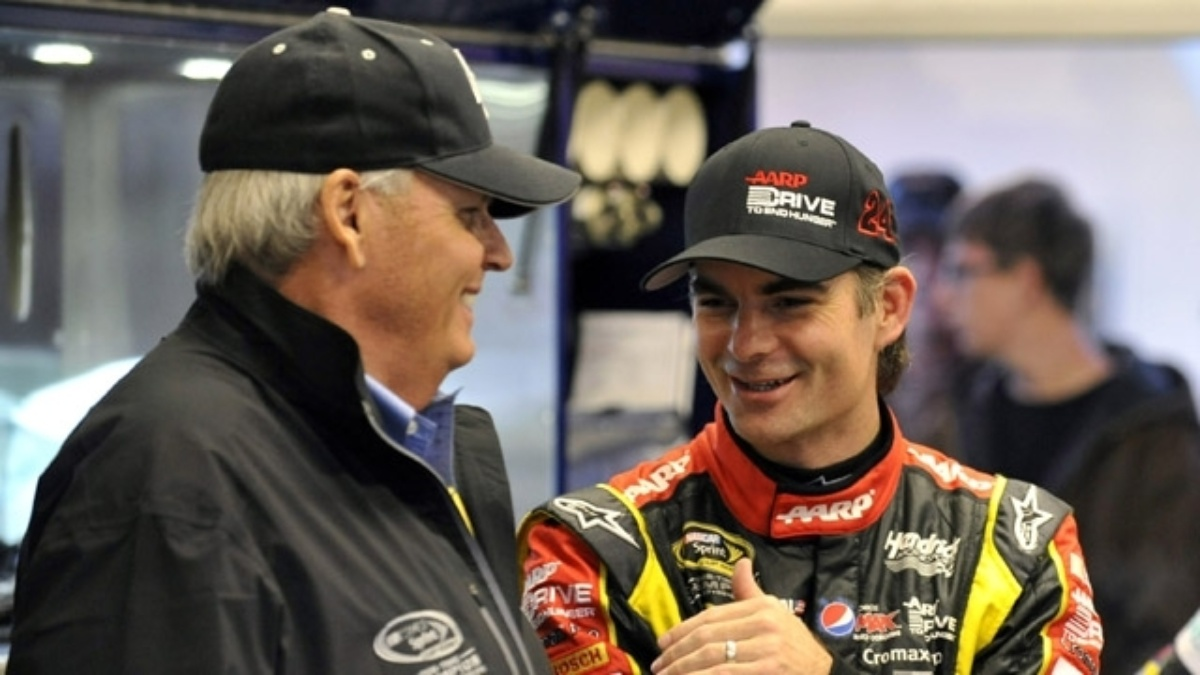 Jeff Gordon to make 700th Cup start this weekend
