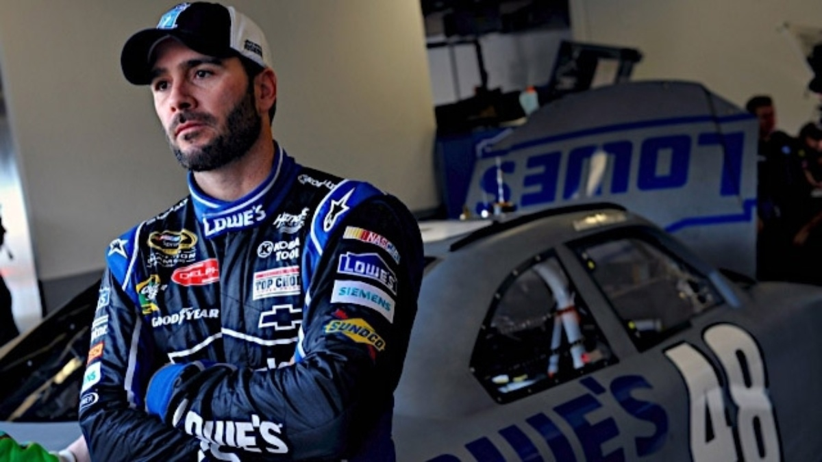Jimmie Johnson Foundation 'teams up' to help award inaugural technology grant