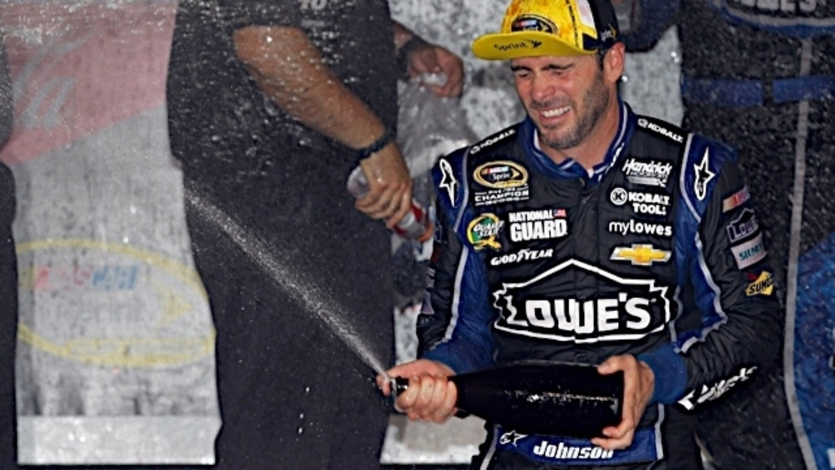 Jimmie Johnson Q&A part of special Daytona 500 ticket package