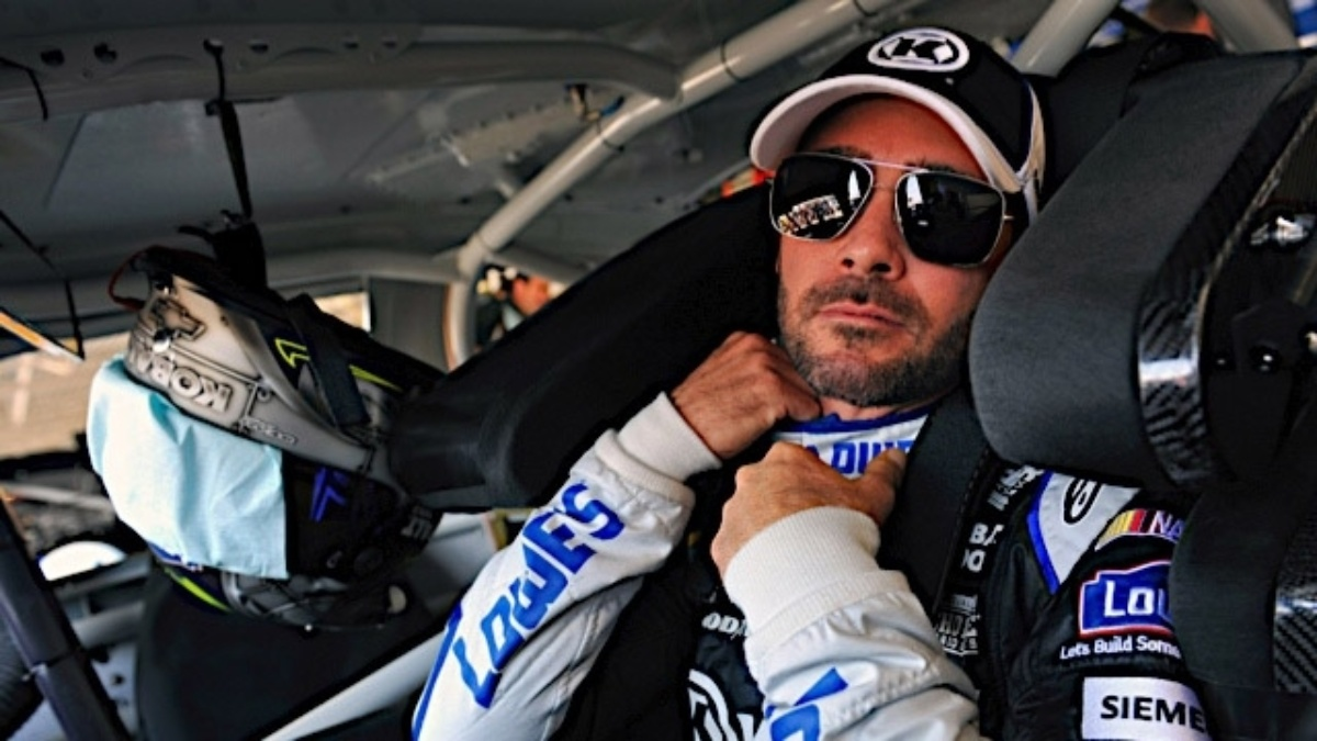 Johnson four-peats as Best Driver at ESPYs
