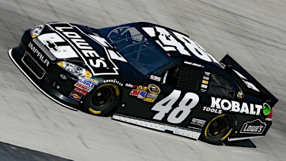 Johnson ninth, Earnhardt 15th at Bristol