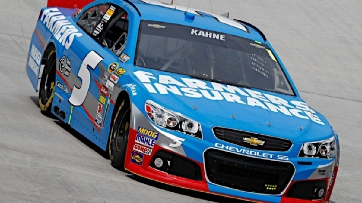 Kahne, Gordon, Earnhardt finish in top 10 at Bristol
