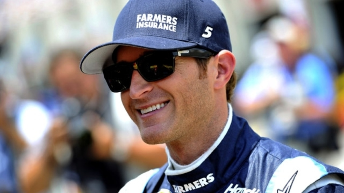 Kasey Kahne to drive Sprint Cup car in downtown Roanoke on Wednesday